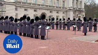 Baixar The Queen's Guard perform incredible Bohemian Rhapsody cover!