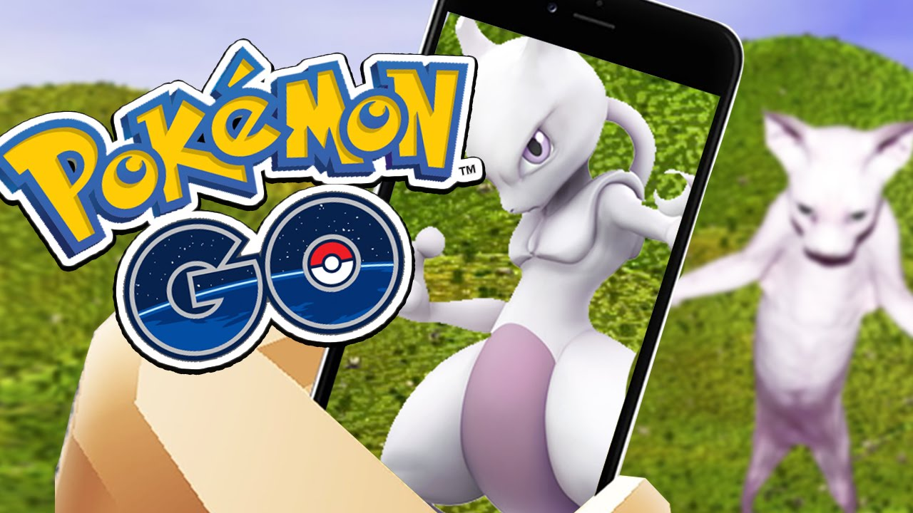 NEW POKEMON GO GAME (FEELS REAL)