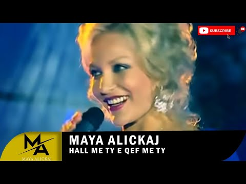 Maya - Hall Me Ty E Qef Me Ty (official Video) video