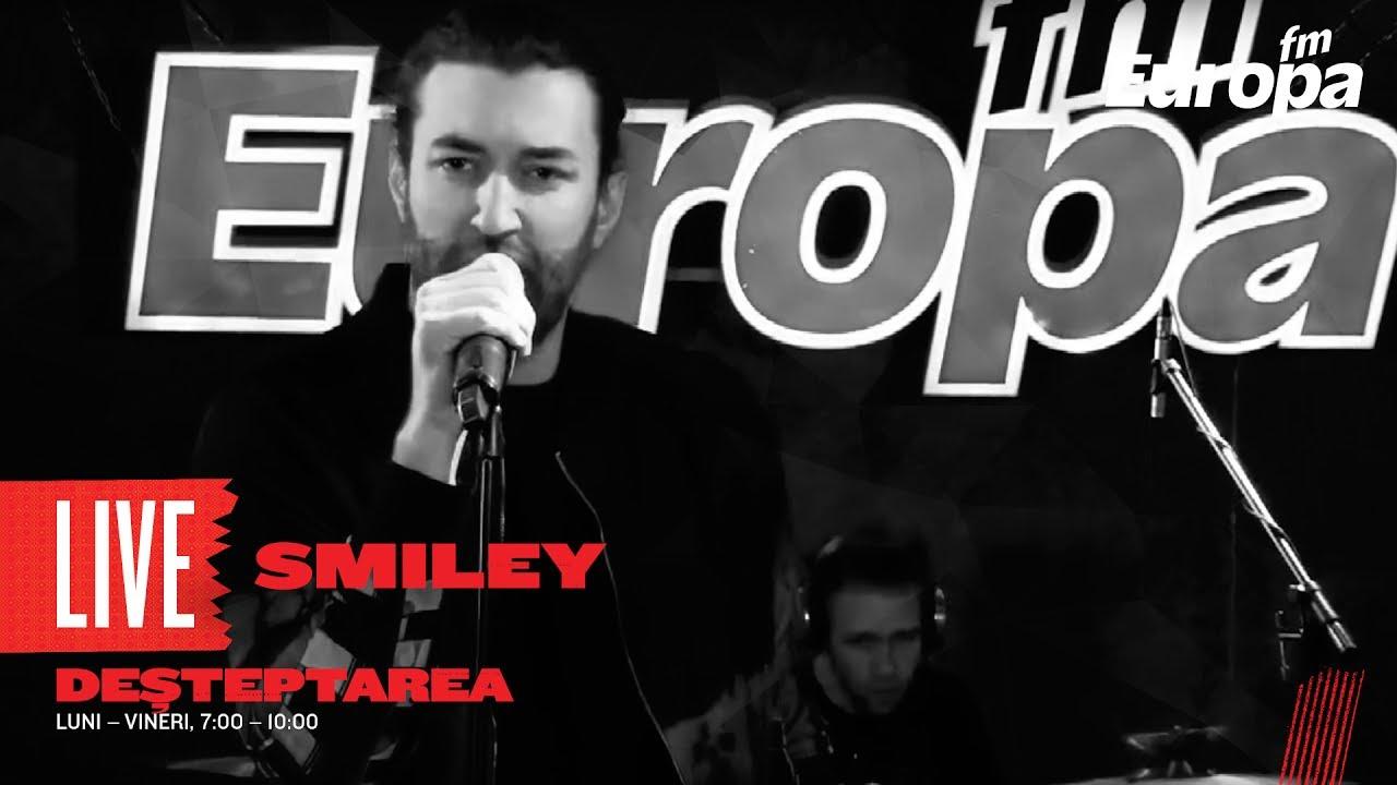 Smiley - De unde vii la ora asta, live in Garajul Europa FM