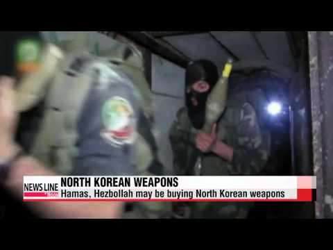 North Korea presumed to be negotiating arms deal with Middle East terrorist groups