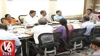 Minister Laxma Reddy Review Meet On Mother And Child Health Care Centers