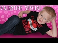 Heart Shaped Pizza is the BEST!! Family Fun Pack 24 Hour Valentine Special