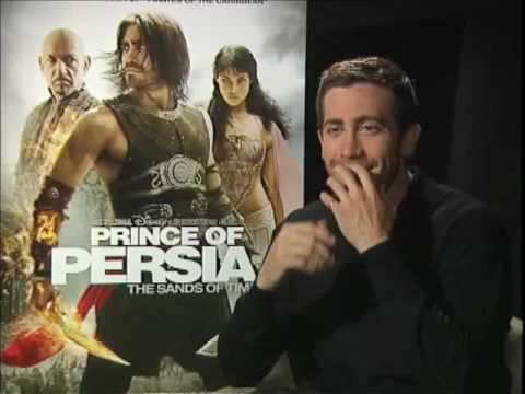 Jake Gyllenhaal (Prince of Persia: The Sands of Time) Interview