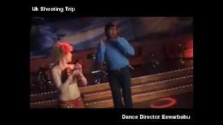 3 - hollywood belly dancers,with dance director eswarbabu,tamil film,song shooting,in london,part 3