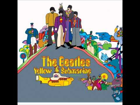 The Beatles - Sea Of Monsters