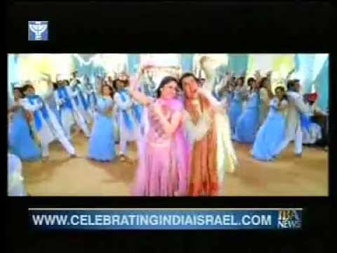 Celebrating India in Israel 2012 - Channel 3 report on the festival