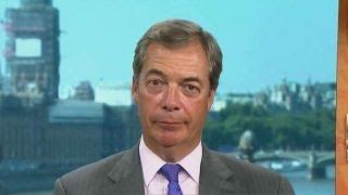 European project will be lucky to survive more than a decade: Farage