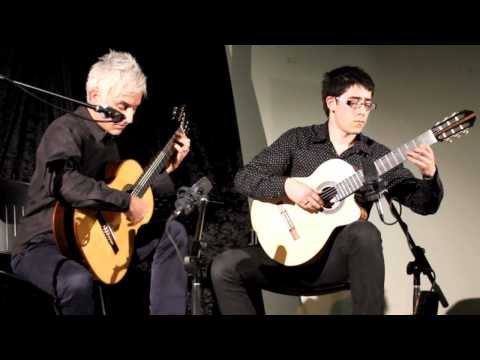 0 Verano Porteno Piazzola (Classical Guitar Duet) by Jesse L