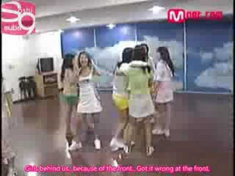 Into the World Dance Practice Music Videos