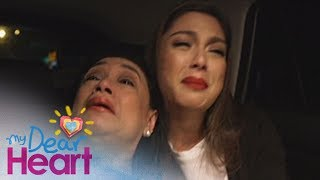 My Dear Heart: In the brink of death   Episode 102