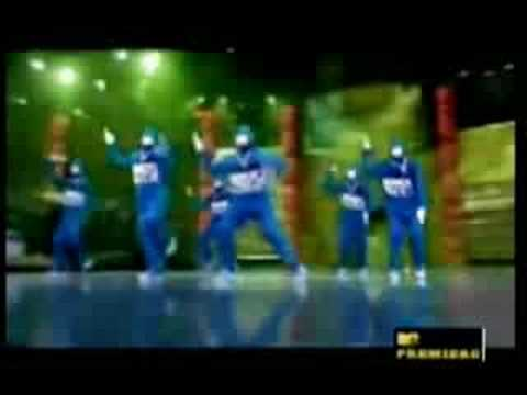 Jabbawockeez Blue Pill video