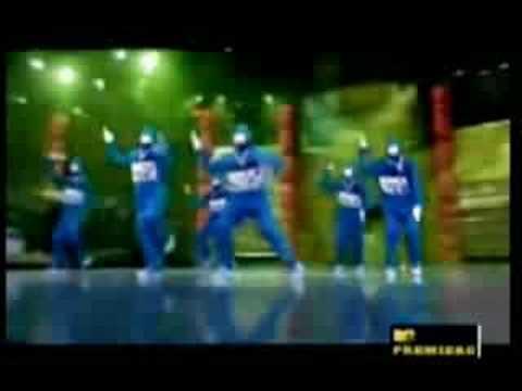Jabbawockeez Blue Pill video