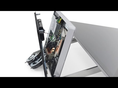 Ripping Apart The Microsoft Surface Studio