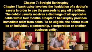 About Bankrupcy