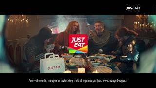 Musique Pub Just Eat Time Traveler -  Pub 2019 | Max au Moyen-Age