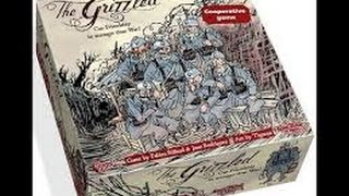 The Grizzled: Roll & Move Reviews