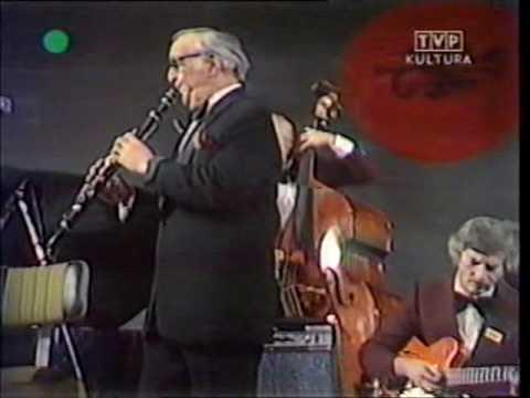 Benny Goodman At Sala Kongresowa, Warsaw Poland 1976 #2
