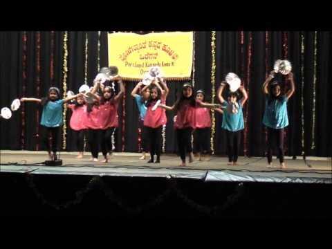 Premaloka - Portland Kannada Koota Deepavali 2012 Kids Dance video
