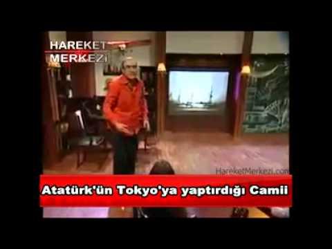 Atatürk'ün Tokyo'ya yaptırdığı Camii - www.tummemurlar.net