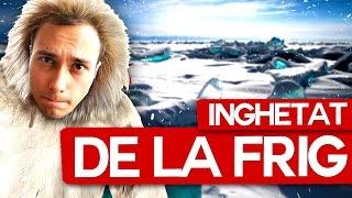 MaxINFINITE inghetat de frig! ICED