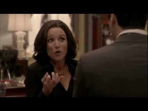 Veep. Using A Croissant As A Dildo. Julia Louis-dreyfus As Selina video