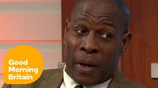 Frank Bruno Pays Tribute To Muhammad Ali | Good Morning Britain