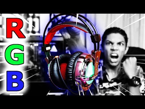 BEST BUDGET GAMING HEADPHONES IN INDIA @ Rs3000 | Zebronics ORION REVIEW | setup wars Giveaway