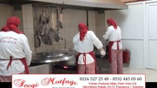Sevgi Mutfağı Toplu Yemek Üretimi - Tanıtım Filmi