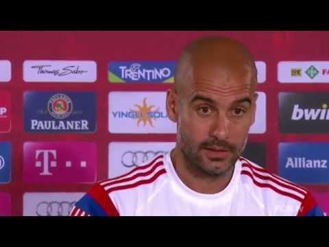 FCB: Victor Valdes und Pep Guardiola bald wiedervereint? | FC Bayern München