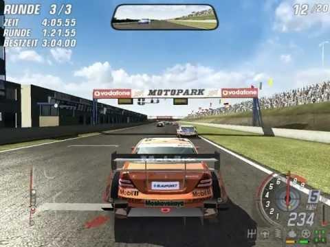 Let's Play DTM Race Driver 3 [HD] - #01 Start unserer Welttournee