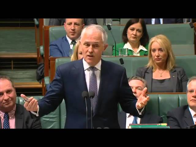 Malcolm Turnbull slams Labors attack on his wealth