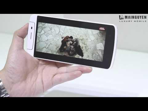 [Khui hộp] Điện thoại OPPO N1 - www.mainguyen.vn