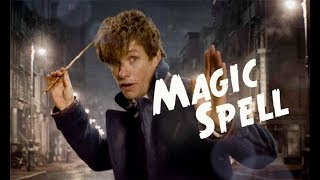 신비한 동물사전 마법주문 모음  Fantastic Beasts And Where To Find Them - All Spells & Magic | 마리와곰