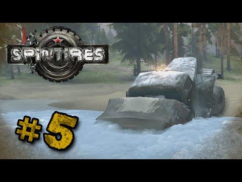 Spintires (Multiplayer) - Part 5/7 - Volcano