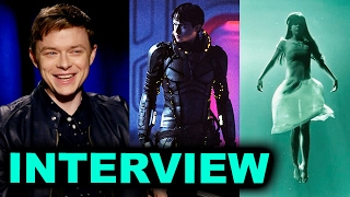 Dane DeHaan Interview! A Cure for Wellness, Valerian 2017