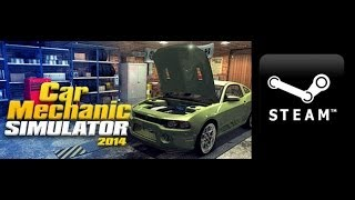 The Mechanic - Car Mechanic Simulator walkthrough Part 1 Gameplay Lets play