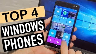 BEST 4: Windows Phones 2018