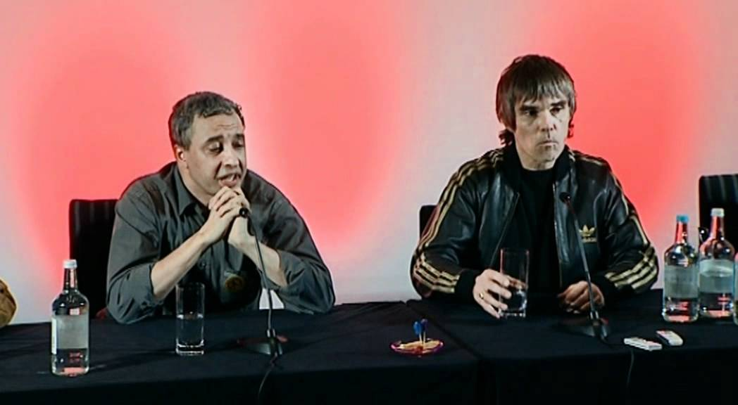 Stone Roses Reunion Press Conference The Stone Roses Reunion Press