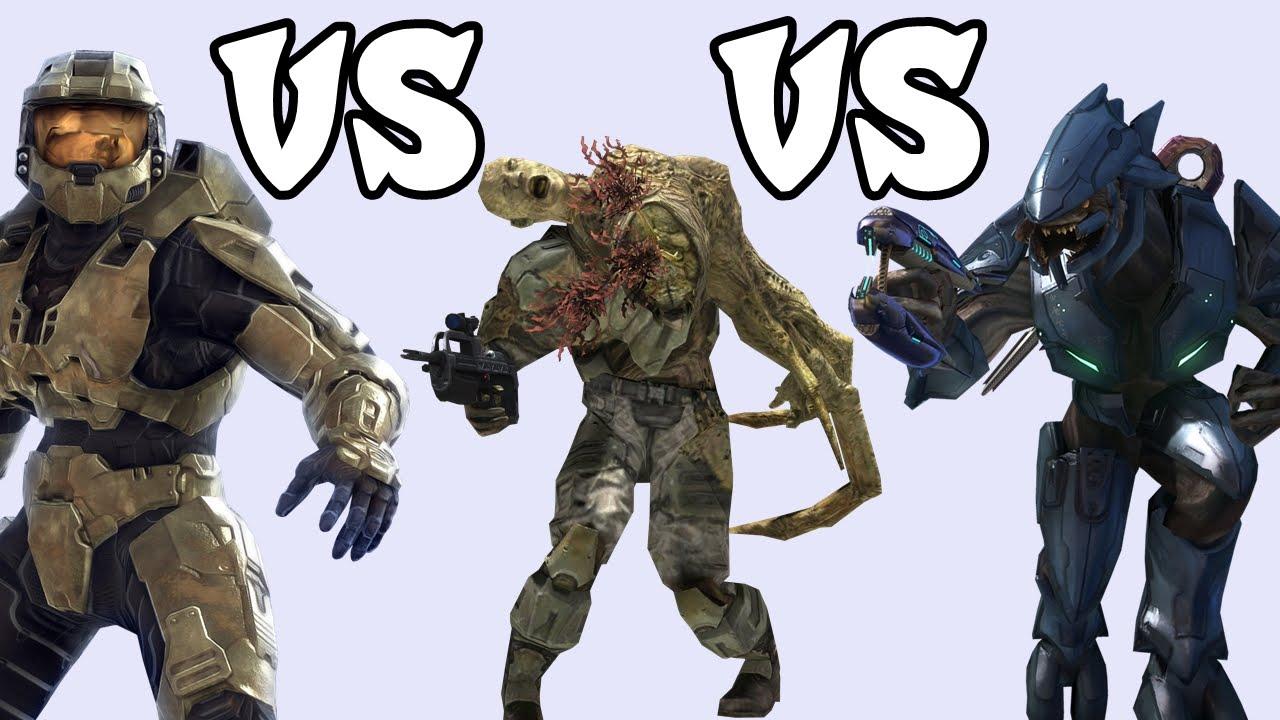 Halo Wars Marines vs Flood Halo ai War Marines vs