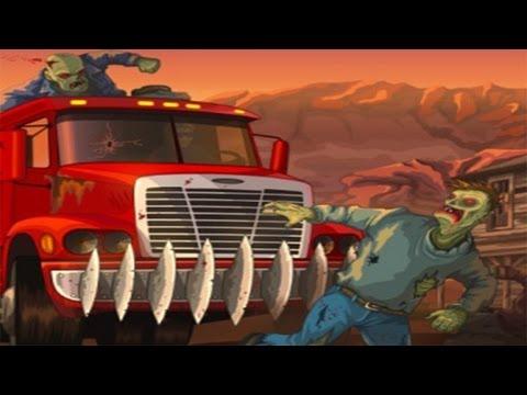 Game | Earn to Die 2012 Desert Dash Gameplay | Earn to Die 2012 Desert Dash Gameplay