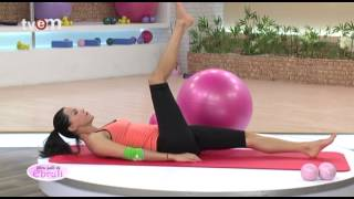 Ebru Şallı İle Pilates Egzersizleri 50.Bölüm