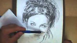 Amy Lee - Speed Drawing