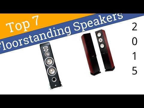 7 Best Floorstanding Speakers 2015