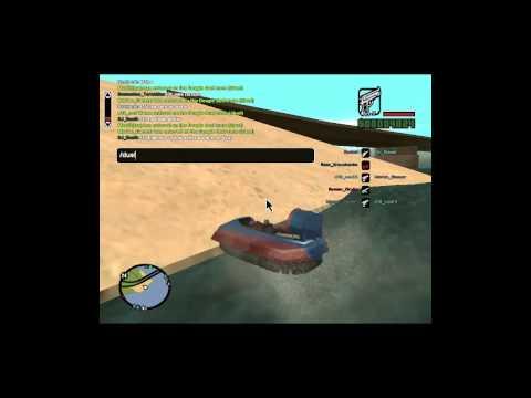 Играем в Gta San Andreas (часть2) Дуэль дуэль и еще раз дуэль