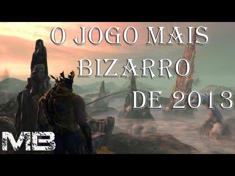 O Jogo Mais Bizarro De 2013 - Zeno Clash 2