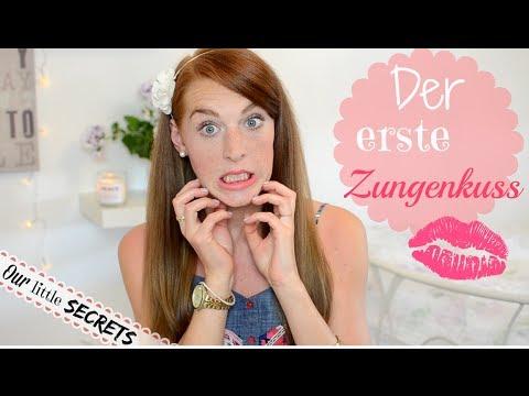 DER ERSTE  KUSS - Erster Zungenkuss   OUR LITTLE SECRETS #1