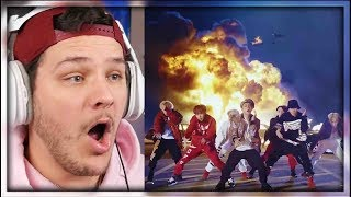 Download Lagu BTS (방탄소년단) 'MIC Drop (Steve Aoki Remix)' - Reaction Gratis STAFABAND