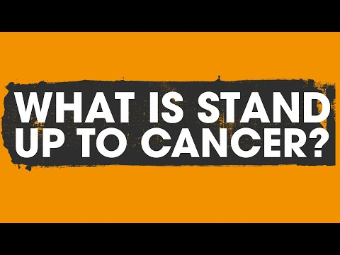 Video: Stand Up To Cancer UK | Channel 4