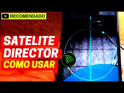 É assim que se usa o Satellite Director   GPS Pezquiza com